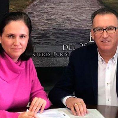 La Delegada Territorial de Fomento y Vivienda informa a los alcalde de El Viso y Belalcázar sobre las ayudas al alquiler de la Junta