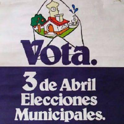 'Tres de abril de 1979 (Memoria de nuestra Democracia)', por Ángel B. Gómez Puerto