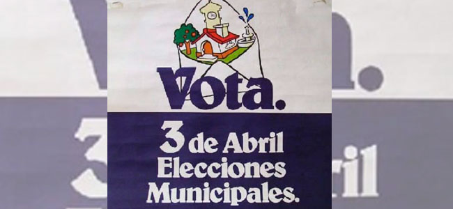 Tres de abril de 1979 (Memoria de nuestra Democracia)