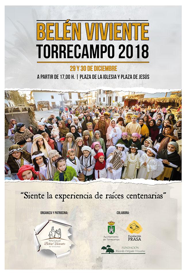 Belén Viviente en Torrecampo