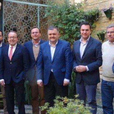 Los Grupos de Desarrollo Rural gestionarán ayudas a emprendedores de la provincia de Córdoba por importe de 6'6 millones de euros