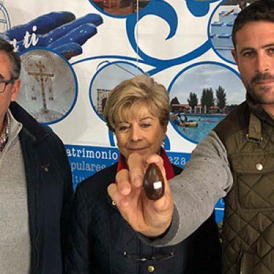 La Bellota Más Grande de Los Pedroches en 2018 pesa 32,72 gramos
