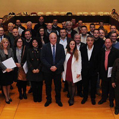 La Diputación invertirá  durante 2019 más de 34 millones de euros en el servicio de Ayuda a Domicilio