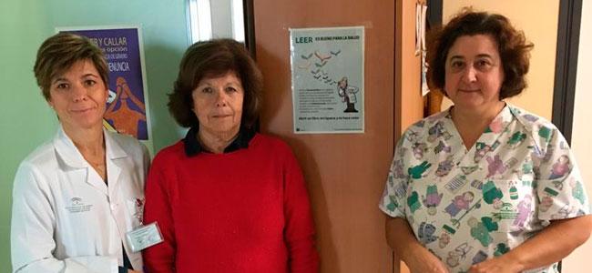 El Hospital Valle de los Pedroches inicia un nuevo servicio de biblioteca