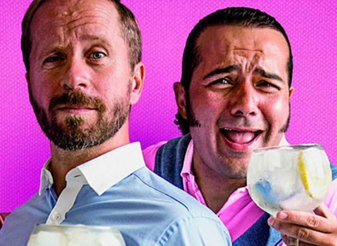 'Los compadres' traen su leal amistad al Teatro El Silo
