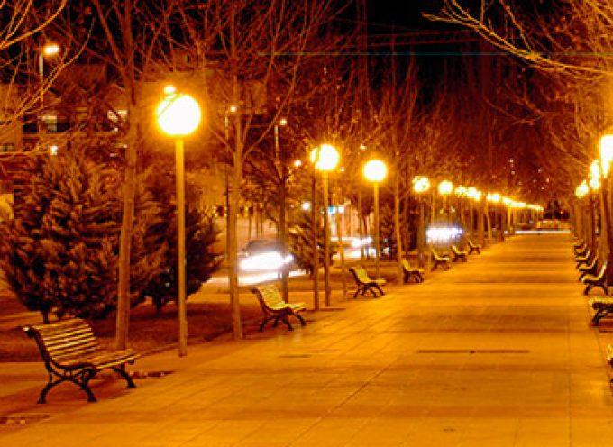 Jornadas de contaminación lumínica en Los Pedroches