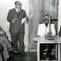 Cuando los alcaldes de Los Pedroches se reunieron en 1969