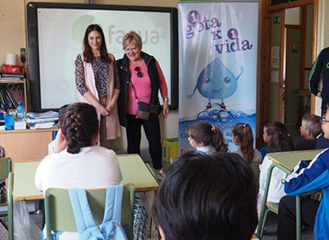 Escolares de Villaralto, Alcaracejos, El Viso, Santa Eufemia y El Guijo participan en una nueva edición del programa '1 Gota x 1 vida'