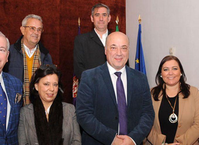 La Diputación y los consejos reguladores de las DOP cordobesas sellan su colaboración