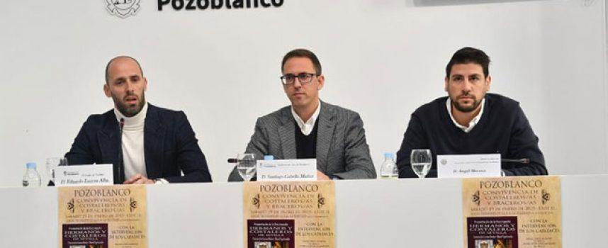 Pozoblanco acogerá un intenso encuentro sobre costaleros y braceros de Semana Santa