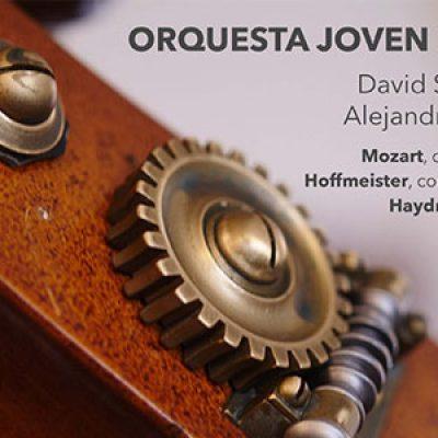 La Orquesta Joven de Córdoba ofrece un concierto benéfico en El Silo