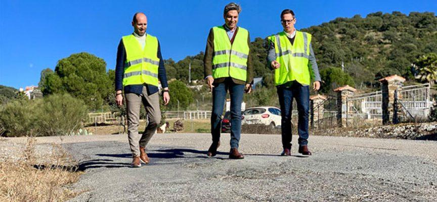 El PP exige a la Diputación el arreglo de carretera entre Pozoblanco y Villaharta