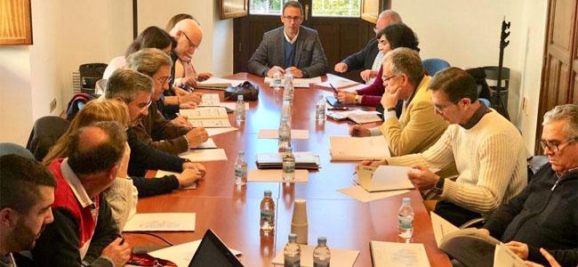 La comisión sobre el Área Sanitaria Norte se reúne por vez primera y comienza a elaborar el plan integral