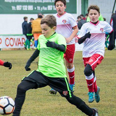 La séptima edición de la Copa COVAP promueve en Pozoblanco el deporte y la dieta saludable