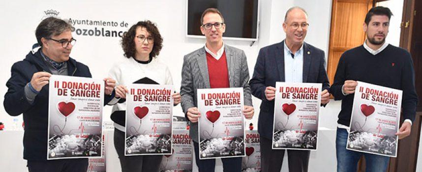 Costaleros, braceros y bandas de Semana Santa de Pozoblanco están llamados a una donación extraordinaria de sangre