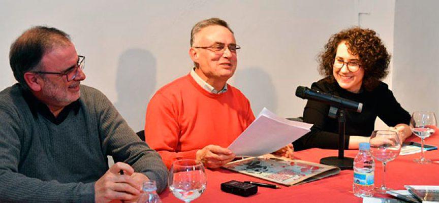 Manuel Ángel Gutiérrez presenta su último poemario 'No es de papel el silencio de mi verso'