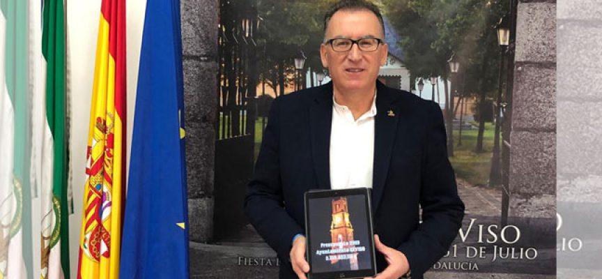 El Ayuntamiento de El Viso aprueba un presupuesto de 3.159.852,59 euros para 2019
