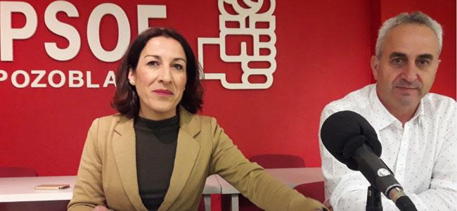 Rueda de prensa del PSOE Pozoblanco