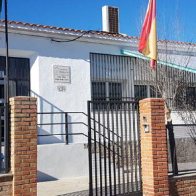 El Ayuntamiento de El Guijo culmina las obras del CEIP Virgen de las Cruces