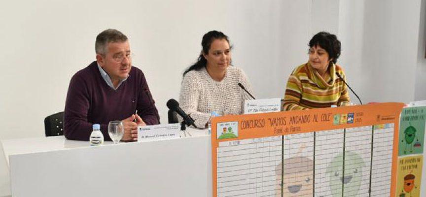 El Ayuntamiento de Pozoblanco premiará al grupo escolar que 'más camine al cole'