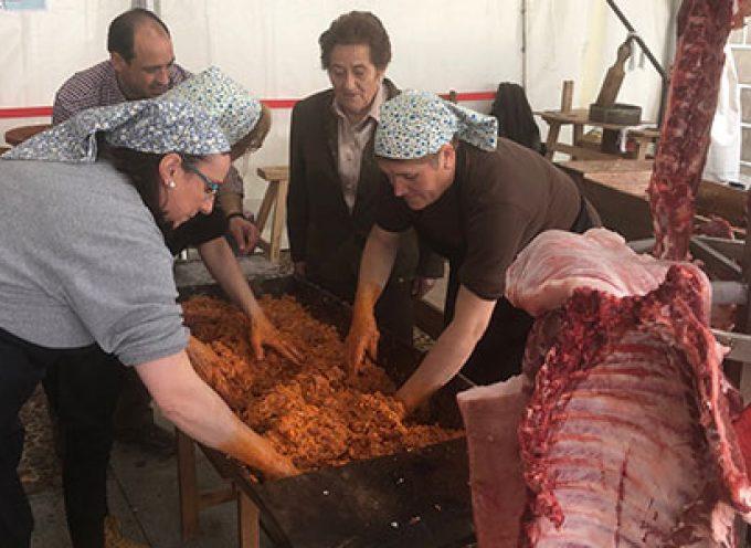 Una jornada de gastronomía y tradición aprendiendo los secretos de la matanza