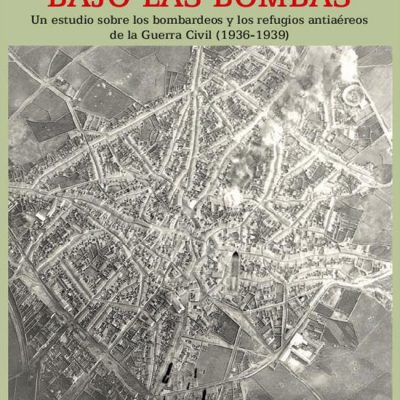 Presentación del libro 'Pozoblanco bajo las bombas', de Juan Aperador García