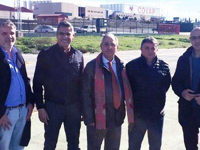Ciudadanos llevará al Pleno de la Diputación el arreglo integral de la carretera CO-6411 de Pozoblanco