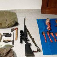 La Guardia Civil investiga en Villanueva del Duque a dos personas como supuestas autoras de un delito contra la fauna