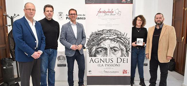 'La Pasión' de Farándula Don Bosco se representará en El Silo el próximo 16 de marzo