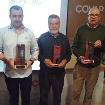 Entregados en las instalaciones de COVAP los premios PronosVac 2018