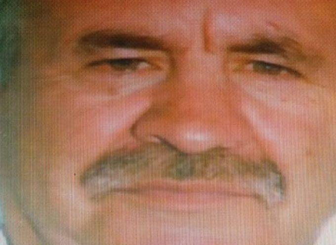 Se busca a José Emilio Campos, desaparecido en Pedroche