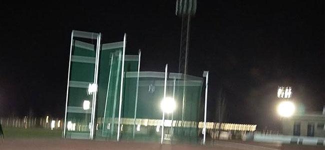 El Club Atletismo Pozoblanco Ginés, 'indignado' por tener que entrenar sin luz