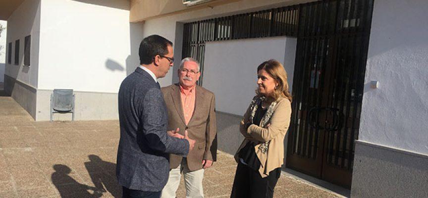 La delegada territorial de Salud y Familias conoce de primera mano las necesidades del Área Sanitaria Norte de Córdoba