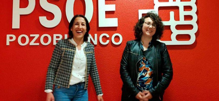 Rosario Rossi, candidata del PSOE para las elecciones municipales en Pozoblanco