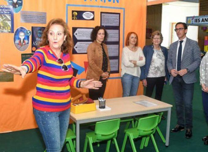 El Salón del Libro de Pozoblanco abre sus puertas con una mirada hacia el conocimiento a través de la ciencia
