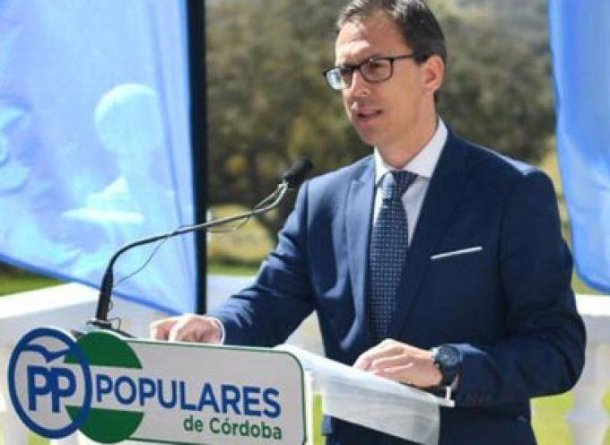 Santiago Cabello aspira a la reelección como alcalde de Pozoblanco