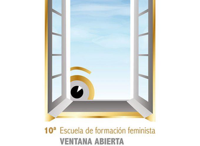 Décima edición de la escuela de formación feminista 'Ventana Abierta'
