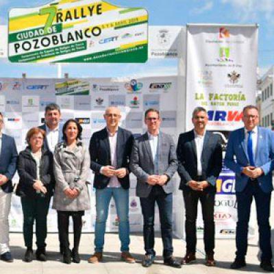 El 7º Rallye de Tierra 'Ciudad de Pozoblanco' se disputará el 6 y 7 de abril con 64 vehículos participantes