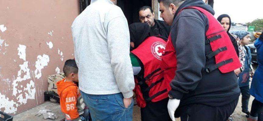 Hinojosa del Duque, El Viso y Belalcázar se alían a Cruz Roja para mejorar la asistencia sanitaria a refugiados en Líbano