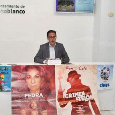 Niña Pastori, El Arrebato, Fedra y Luces de Bohemia destacan en la programación de primavera de El Silo