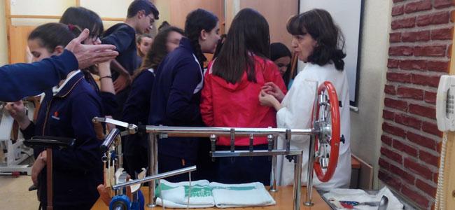 Profesionales del Hospital Valle de los Pedroches mostrarán a más de 320 estudiantes el funcionamiento del complejo sanitario