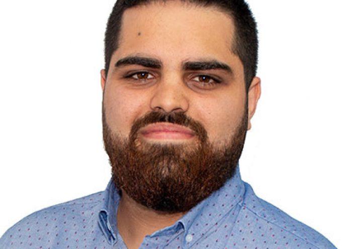 Adrián Ruiz, candidato del PP a la Alcaldía de El Viso