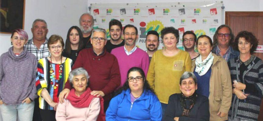 La Asamblea Local de Izquierda Unida de Pozoblanco aprueba la candidatura a las elecciones municipales