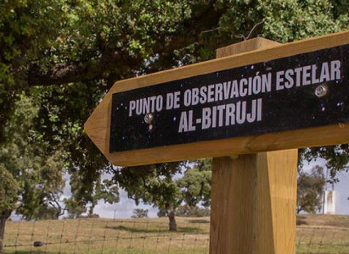 Una conferencia sobre el uso de los observatorios estelares de Los Pedroches