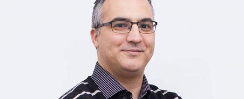 Raúl Caballero, candidato del PSOE en Añora