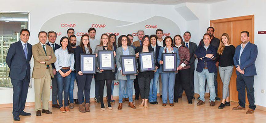 AENOR certifica el Bienestar Animal de las principales producciones ganaderas de COVAP