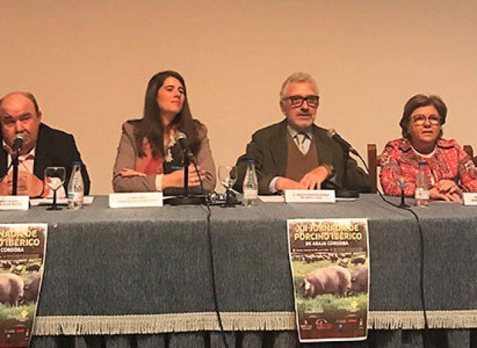 Los ganaderos de Los Pedroches defienden la norma de la calidad en las XII Jornadas de Porcino de Asaja