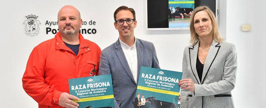 El concurso morfológico regional de raza frisona contará en esta edición con la participación de 16 ganaderías