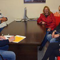 El Ayuntamiento de Villaralto se reúne con los empresarios del sector hostelero