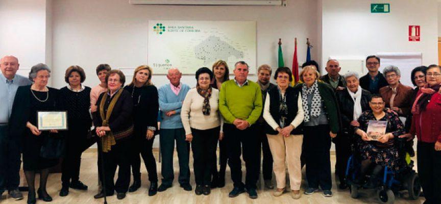 El Hospital Valle de los Pedroches conmemora el décimo aniversario de actividad continuada del grupo de voluntarios